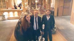 Sanfuego concert aux barmes de l'ours Hôtel 5 étoiles luxe Val d'isère