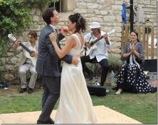 Groupe Flamenco pour mariage