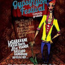 GIPSY LYON FESTIVAL 2014