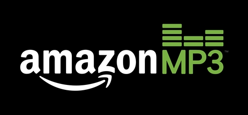 Amazon-MP3-Logo-Fond-Noir