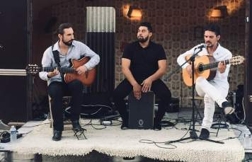 flamenco groupe