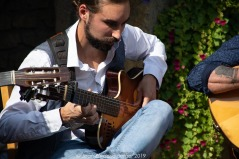 guitariste flamenco