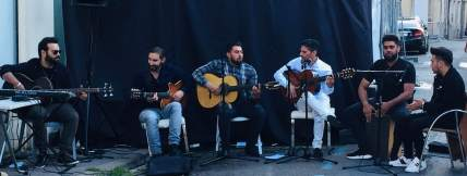 guitaristes flamenco