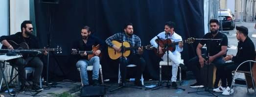 guitaristes flamenco