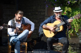 guitaristes gipsy flamenco