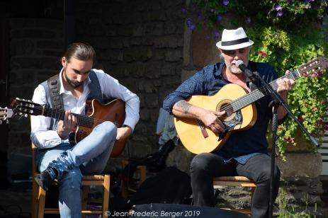 guitaristes gipsy flamenco